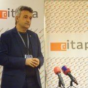 Christophe Fourtet, Sigfox, ITAPA 2017